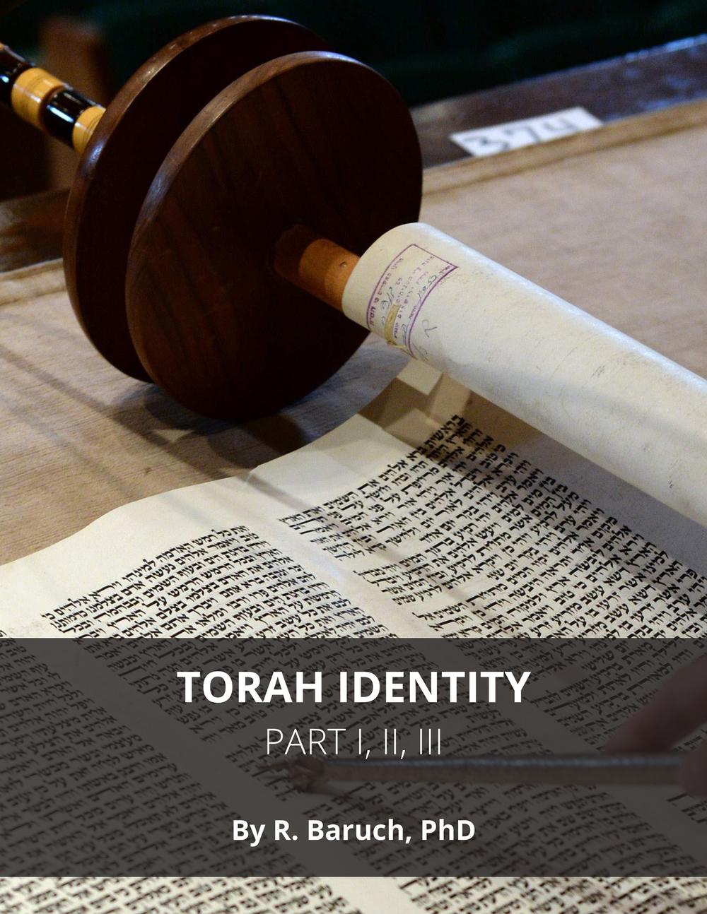 Jewish ID Parts 1-2-3
