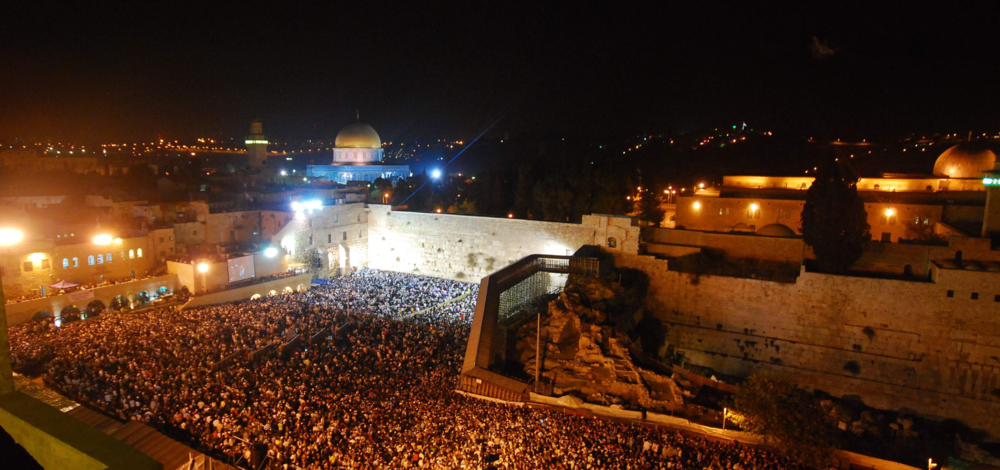 Midnight from Jerusalem