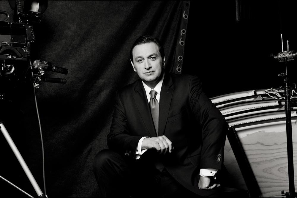 Jorge Alfredo Vargas - TV Host