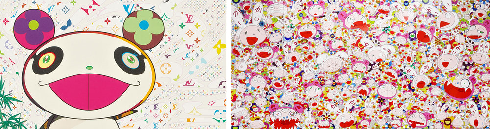 takashi murakami louis vuitton