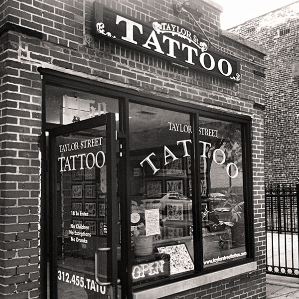 About taylor street tattoo co for Tattoo shops in idaho