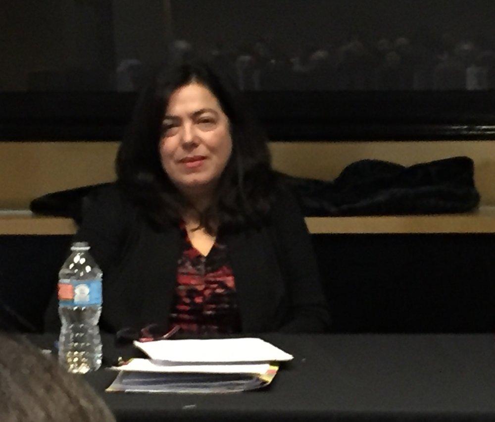 Economist Lucinda Vargas