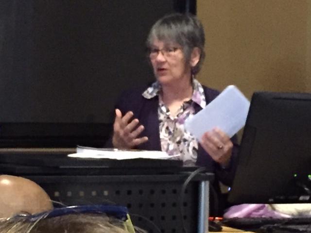 Dr Kathy Staudt, Moderator