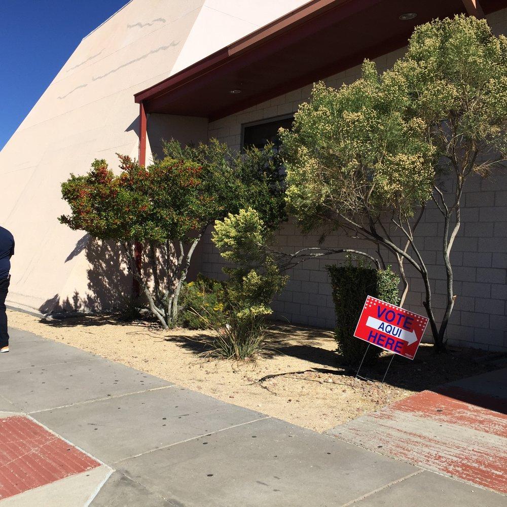 Dorris Van Doren Library in El Paso, TX