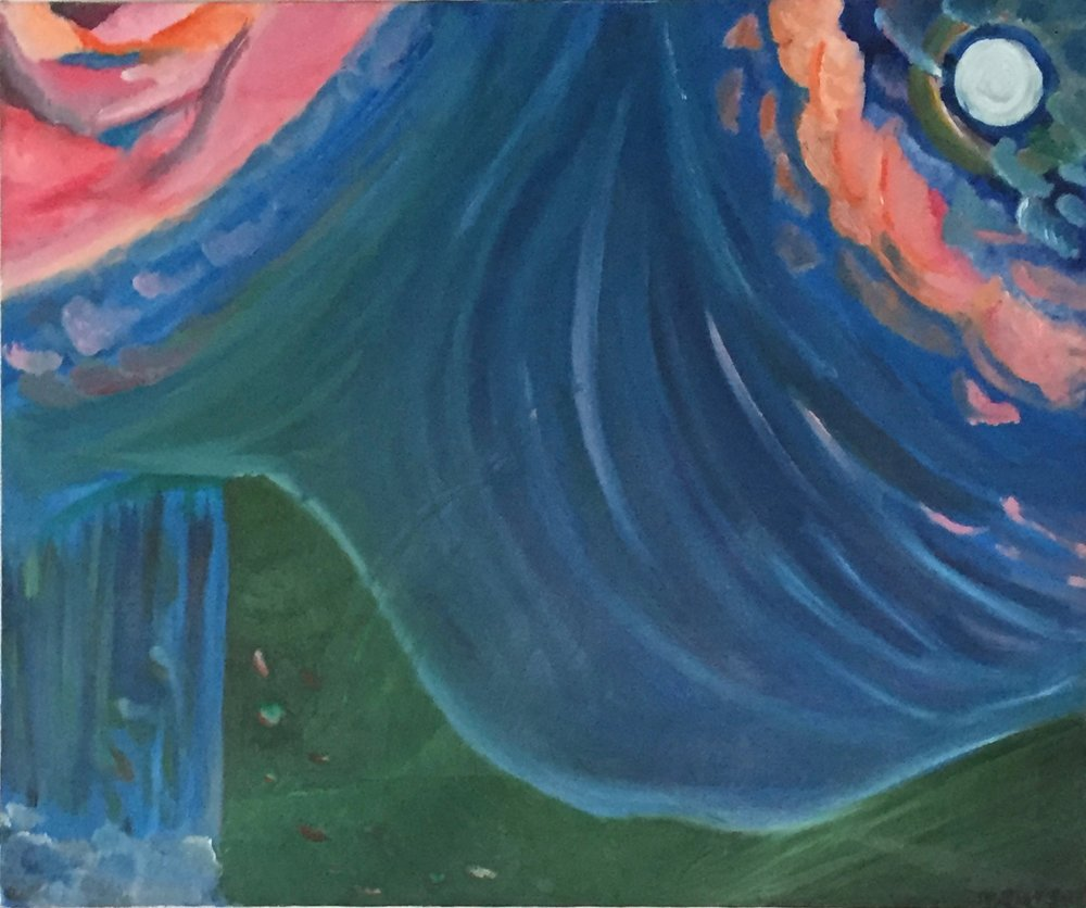Herself © 2003 Tim Jutsum The Spirit hovers over the Earth like a mother over her child