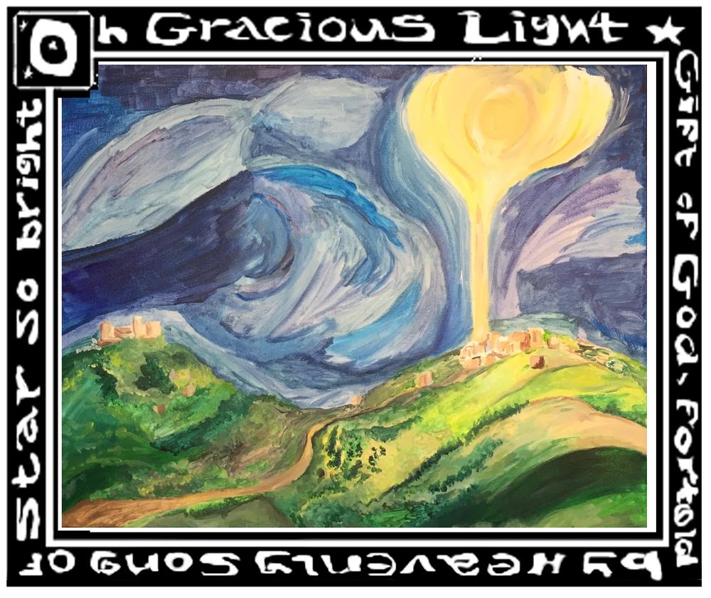 Light of the Gentiles (Star of Bethlehem) ©T. Jutsum 2004