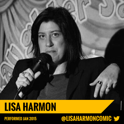 Lisa Harmon - New York Silly LIVE! Comedy Show