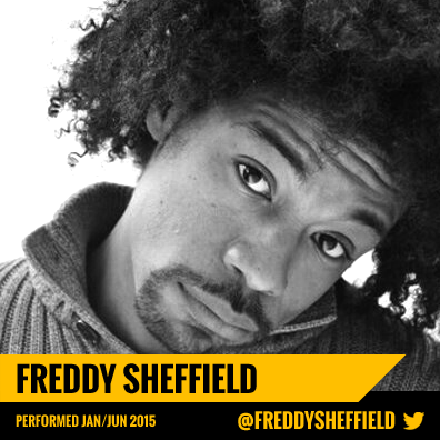 Freddy Sheffield - New York Silly LIVE! Comedy Show