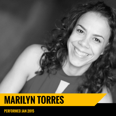 Marilyn Torres - New York Silly LIVE! Comedy Show