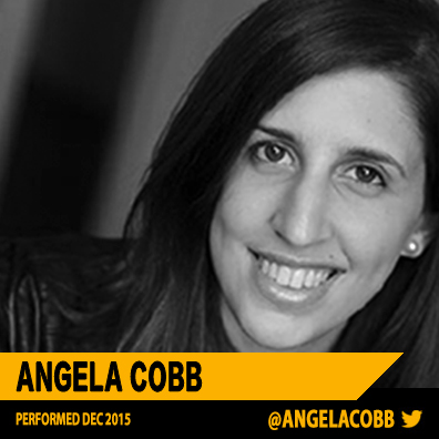 Angela Cobb - New York Silly LIVE! Comedy Show