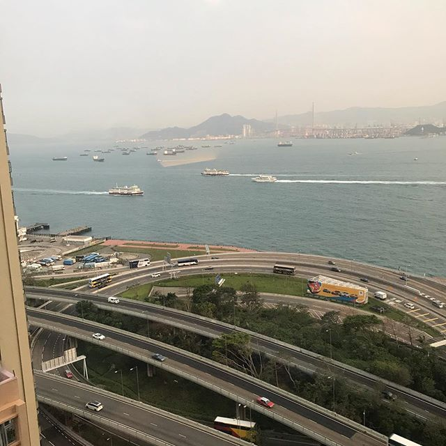 Good morning Hong Kong!!! #younglife #globalcities