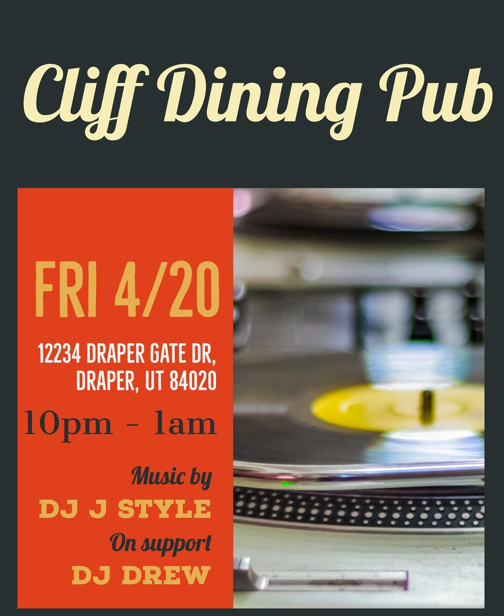 Cliff Dining Pub