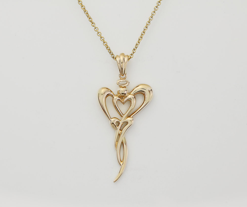 14kt Yellow Gold Pendant