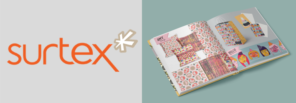 Exhibit your portfolio at Surtex 2016
