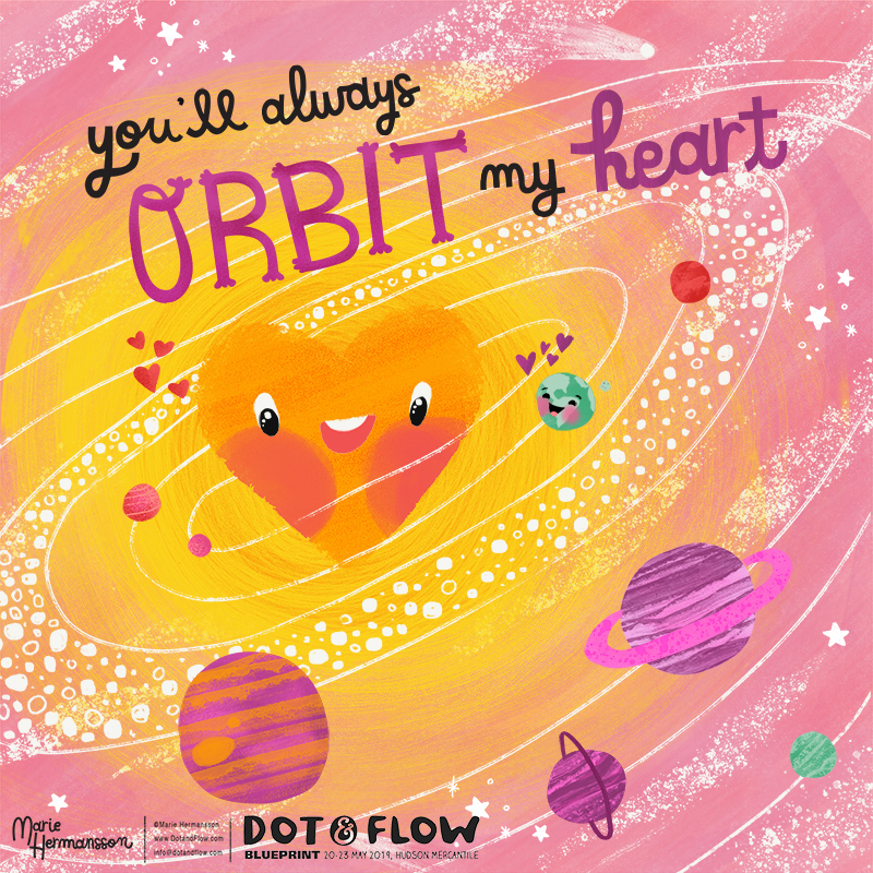 Marie Hermansson_You Orbit my Heart.jpg