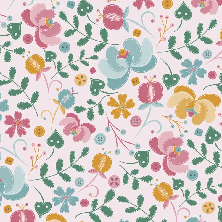Lauren Hamill - I sew, therefore I am - Floral Pattern.jpg