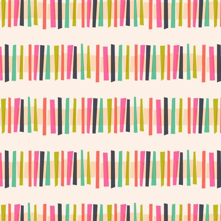 Lauren Hamill - Neon Brights - Choppy Stripes.jpg