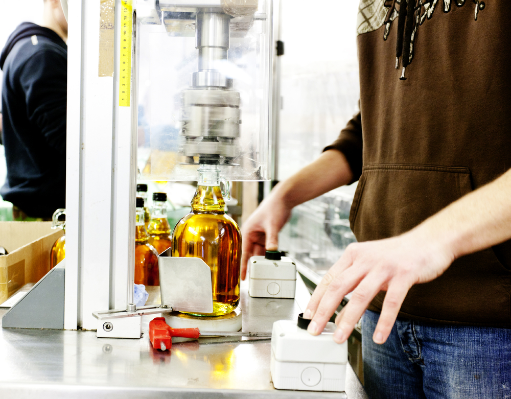 distillery lab
