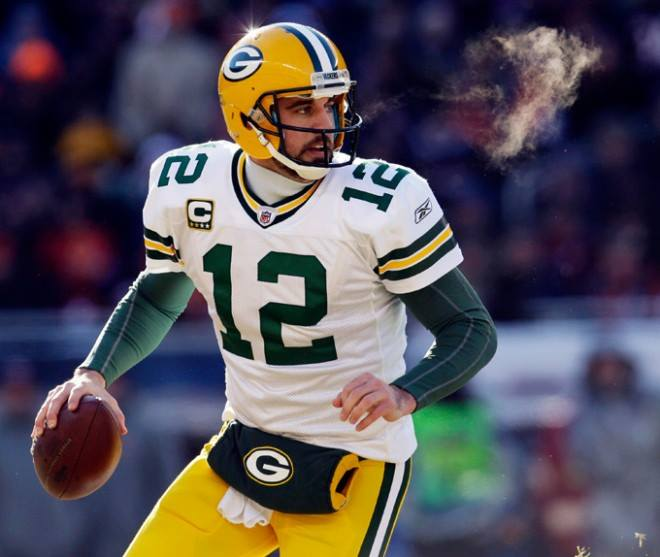 Aaron Rogers - Green Bay Packers
