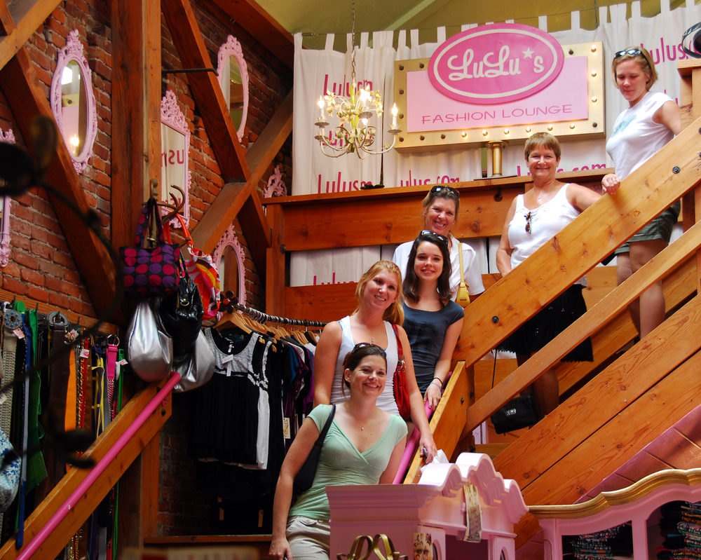Lulu's grew from downtown store to web-based fashion trendsetter
