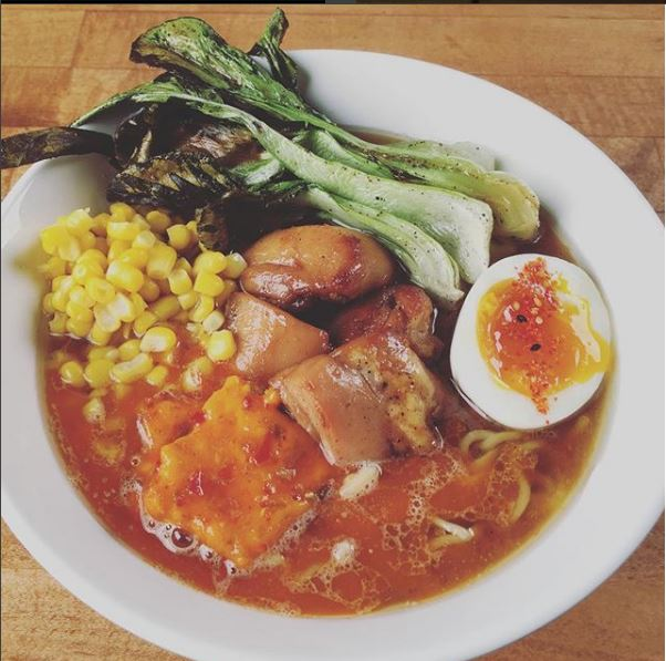 Momona Noodle House:  Customized Ramen via Instagram