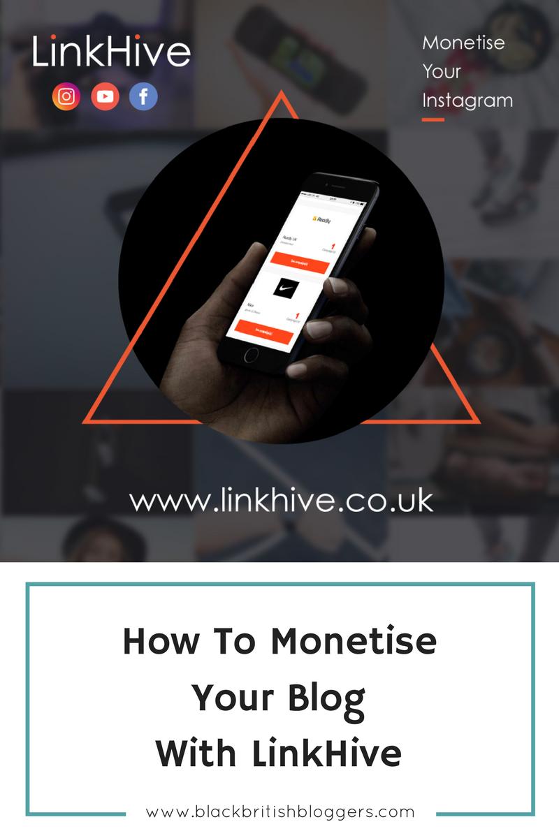 monetise blog linkhive