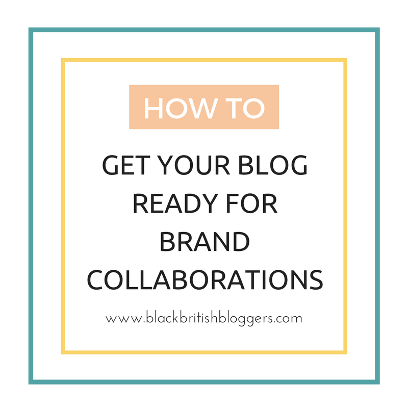 blogger and brand collaborations