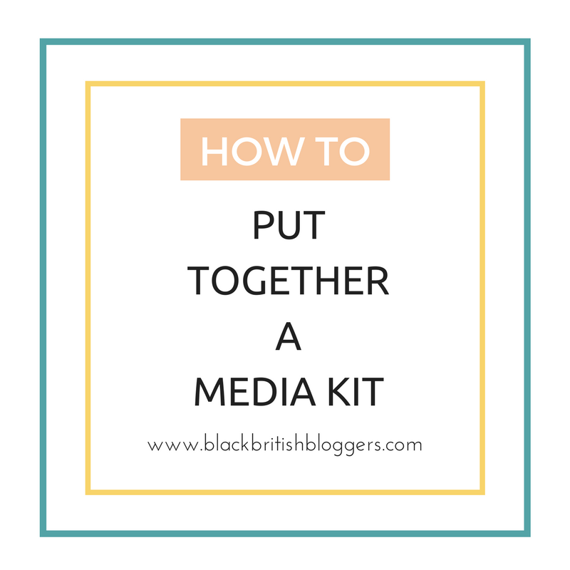 how to media kit