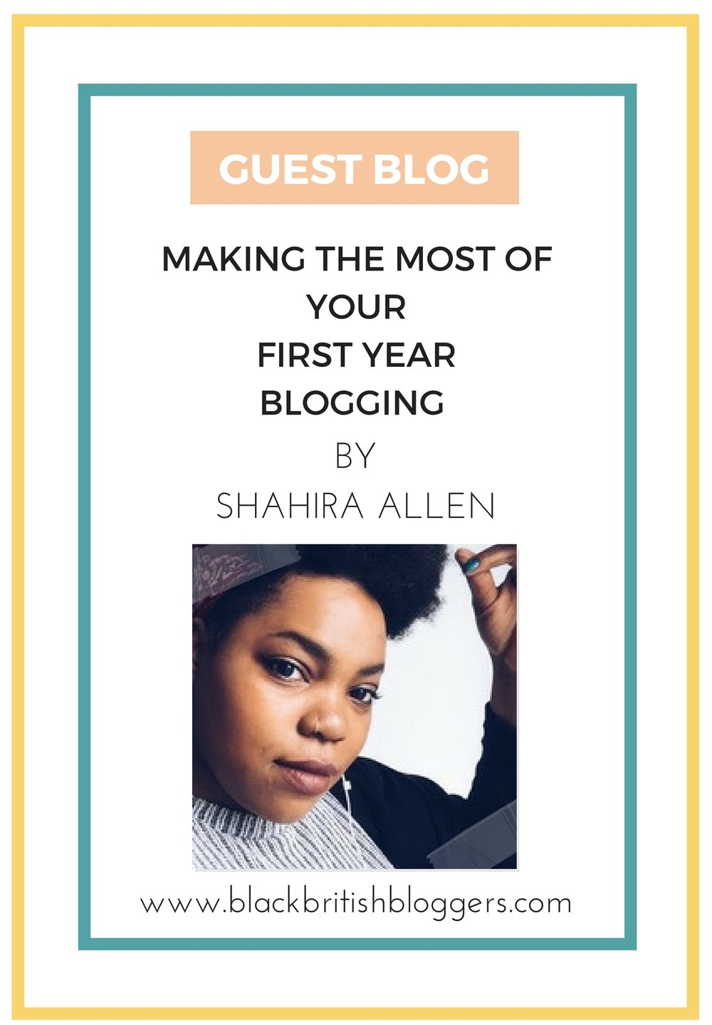 first year blogging tips