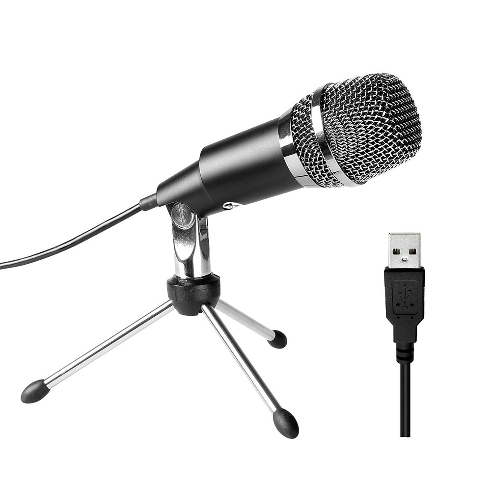 Fifine External USB Microphone