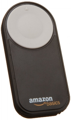 AmazonBasics Wireless Remote For Canon