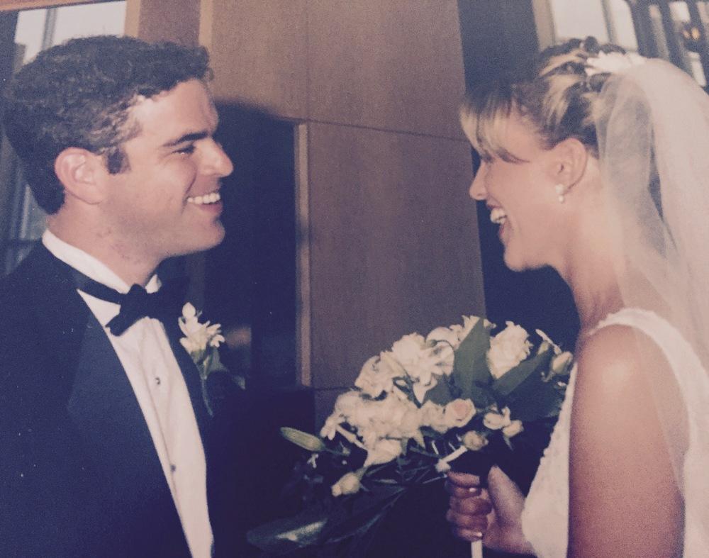 Jessie & Jay: July 17, 1999