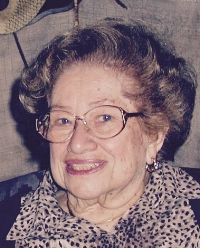 Dorothy Rosenblum, known by her Grandchildren as Ma-Ma