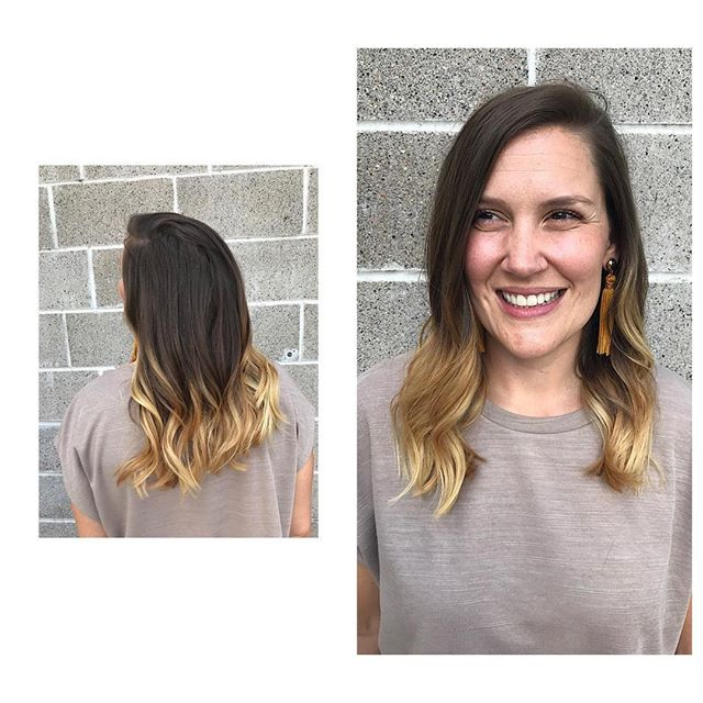 Gorgeous ombré by @hair_by_shondi! . . . . . #austinsalon #austinhairstylist #austinhair #austinstyle #hairaustin #salonaustin #hairsalonaustin #coloristaustin #styleaustin #balayageaustin #customcolor #customcoloraustin #austinwomen #destroythehairdresser #modernsalon #hairbrained #behindthechair #hair #salonlife #beauty #hairstyle #haircolor #hairtrends #trendyhair #beautifulhair #hairporn  #hairoftheday #hairofinstagram #instahair #instagood