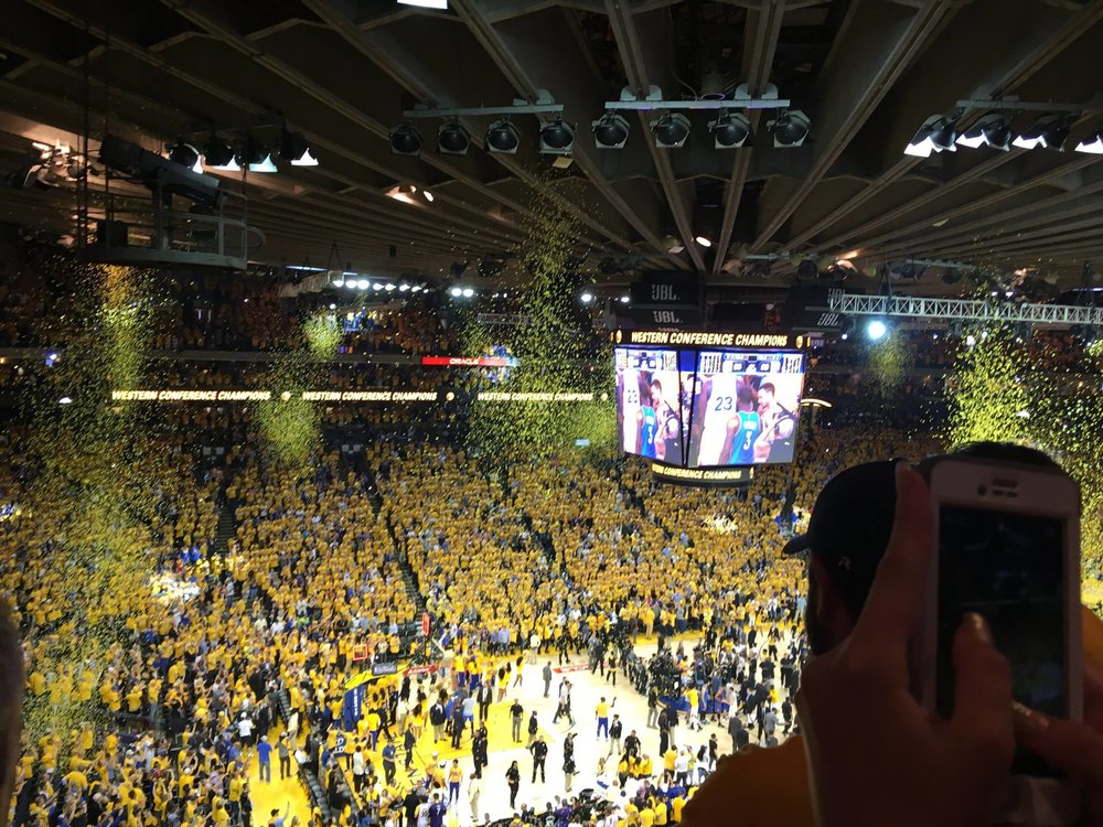 Warriors Game 7 vs. OKC