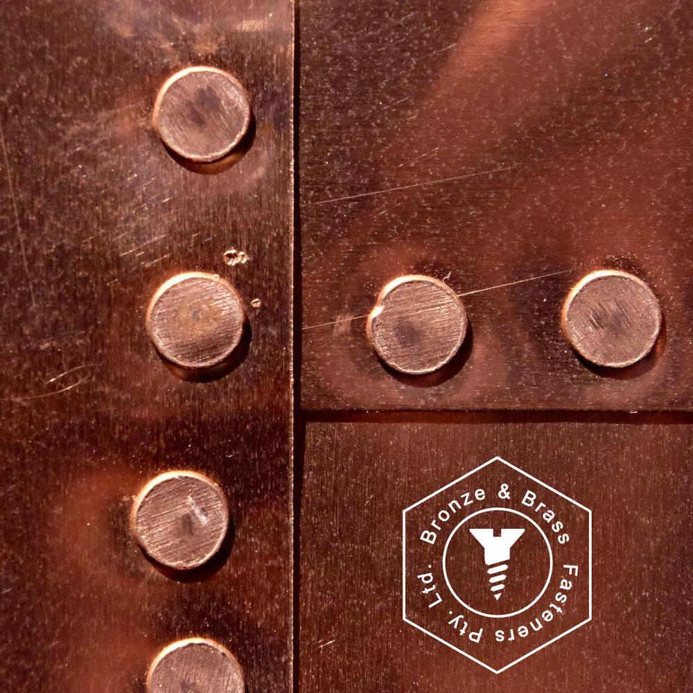 Copper Sheathing Nails