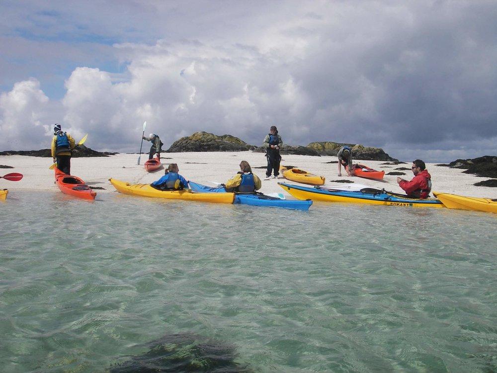 SK Arisaig kayaks landed.jpg