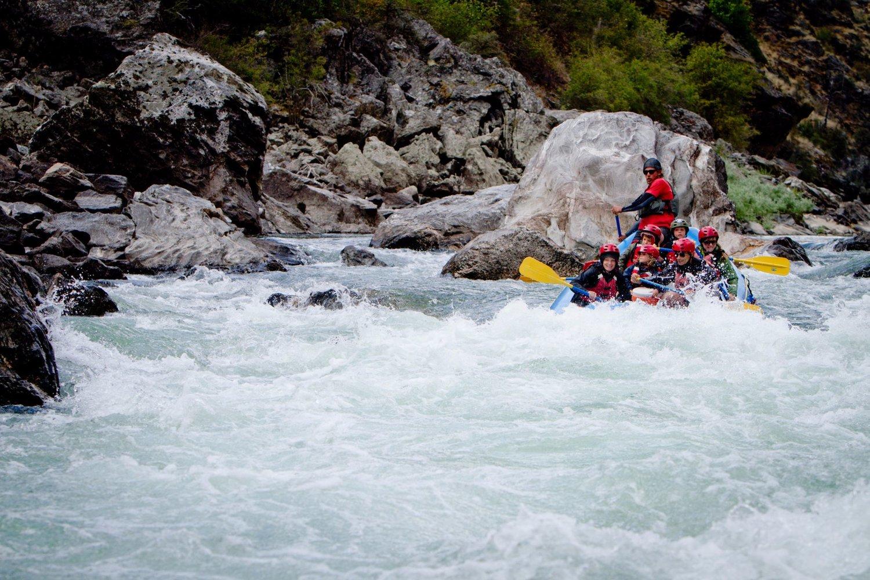 OUTSIDE GO | Custom Adventure Travel | Idaho Raft & Cast