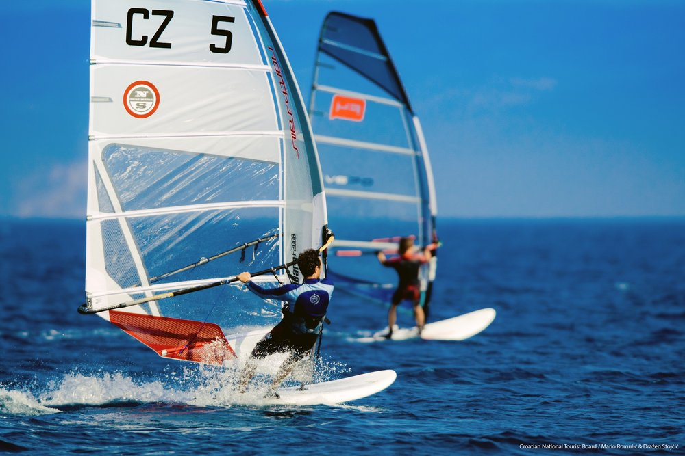 Outside Go - Active Family Adventure - Windsurfing Hvar.jpg