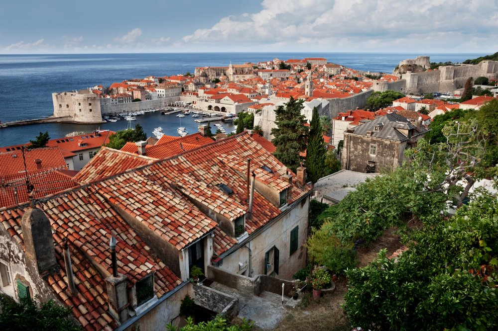 Outside Go - Active Family Adventure - Dubrovnik - Famous Clay Roof.jpg
