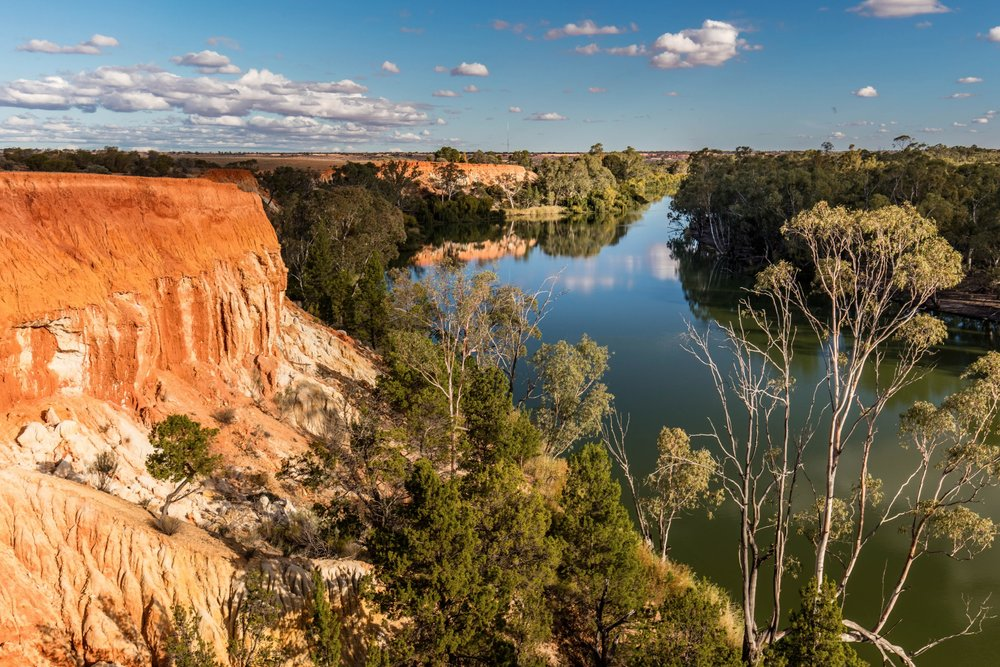 Murray River Walk - Stunning cliff scenery.jpg