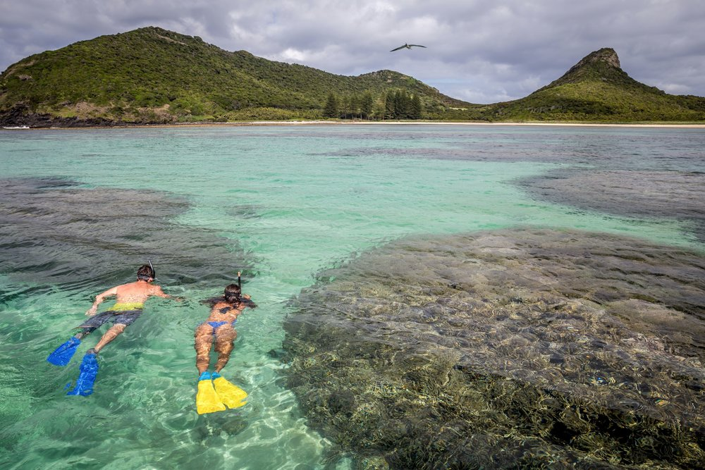 Lord Howe Island Day Trips