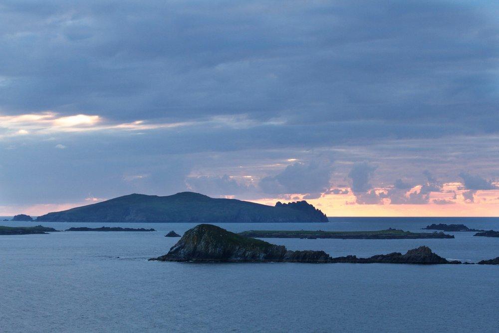 Dingle Peninsula at sunset.jpg