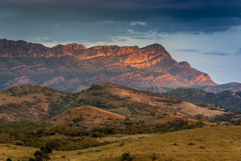 _13K5975 Elder Range at Sunrise, Richard I'Anson.jpg