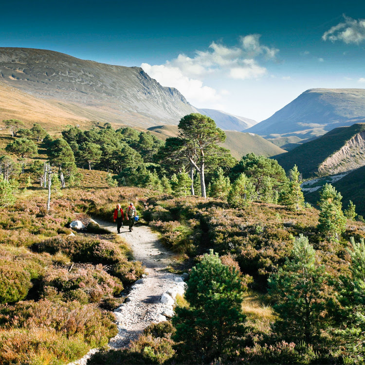 Hiking in the Highlands |Scotland