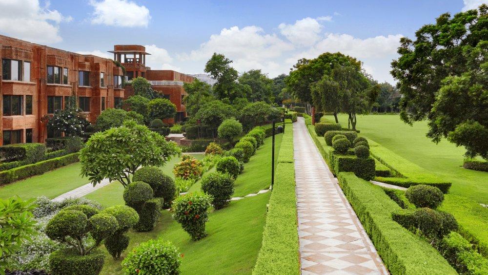 Garden_ITC Mughal.jpg