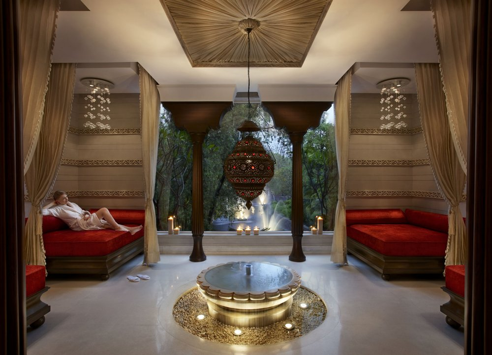 Relaxation Room, Kaya Kalp - The Royal Spa_ITC Mughal.jpg