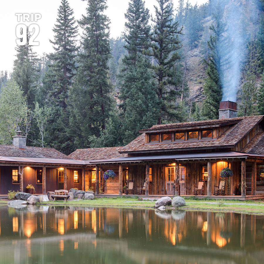OUTSIDE GO   Luxury Adventure Travel   Ultima Thule Lodge