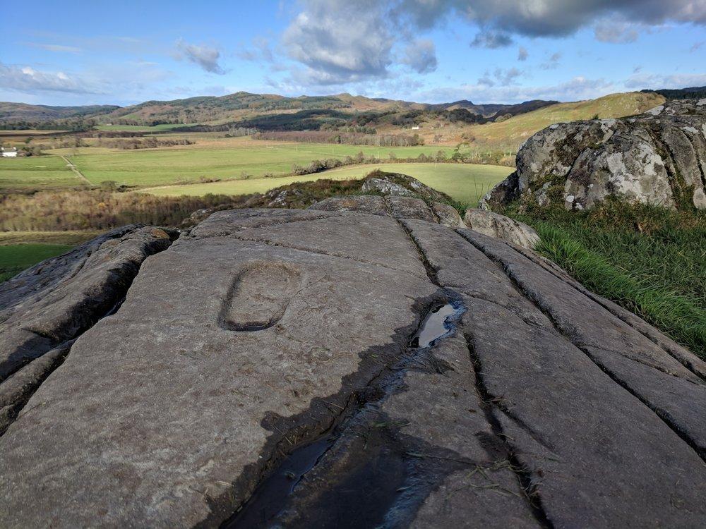 Fort Dunadd - footprint of Kings.jpg