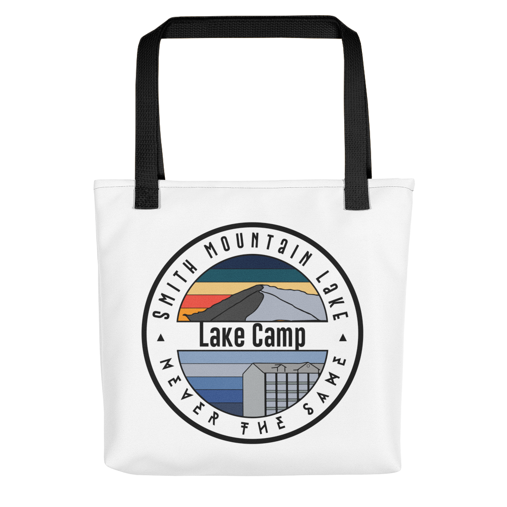 Lake Camp Tote -